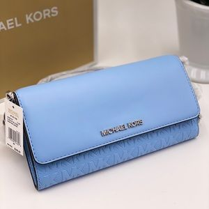 Michael Kors Wallet On Chain Crossbody Bag